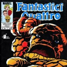 Cómics: FANTASTICI QUATTRO ANNO III N.30 - ED. STAR COMICS - ED. STAR COMICS. Lote 269840498