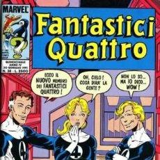 Cómics: FANTASTICI QUATTRO ANNO IV N.38 - ED. STAR COMICS - ED. STAR COMICS. Lote 269840503