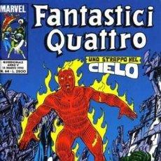 Cómics: FANTASTICI QUATTRO ANNO V N.64 - ED. STAR COMICS - ED. STAR COMICS. Lote 269840513
