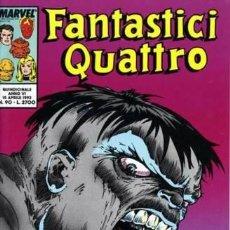 Cómics: FANTASTICI QUATTRO ANNO VI N.90 - ED. STAR COMICS - ED. STAR COMICS. Lote 269840518