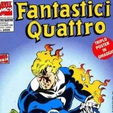 Cómics: FANTASTICI QUATTRO ANNO VII N.116 - ED. MARVEL ITALIA - MARVEL ITALIA. Lote 269840528