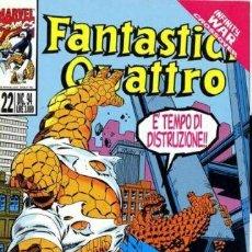 Cómics: FANTASTICI QUATTRO N.122 - ED. MARVEL ITALIA - MARVEL ITALIA. Lote 269840533