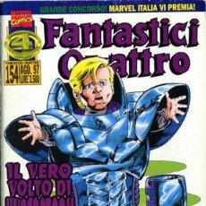 Cómics: FANTASTICI QUATTRO N.154 - ED. MARVEL ITALIA - MARVEL ITALIA. Lote 269840553