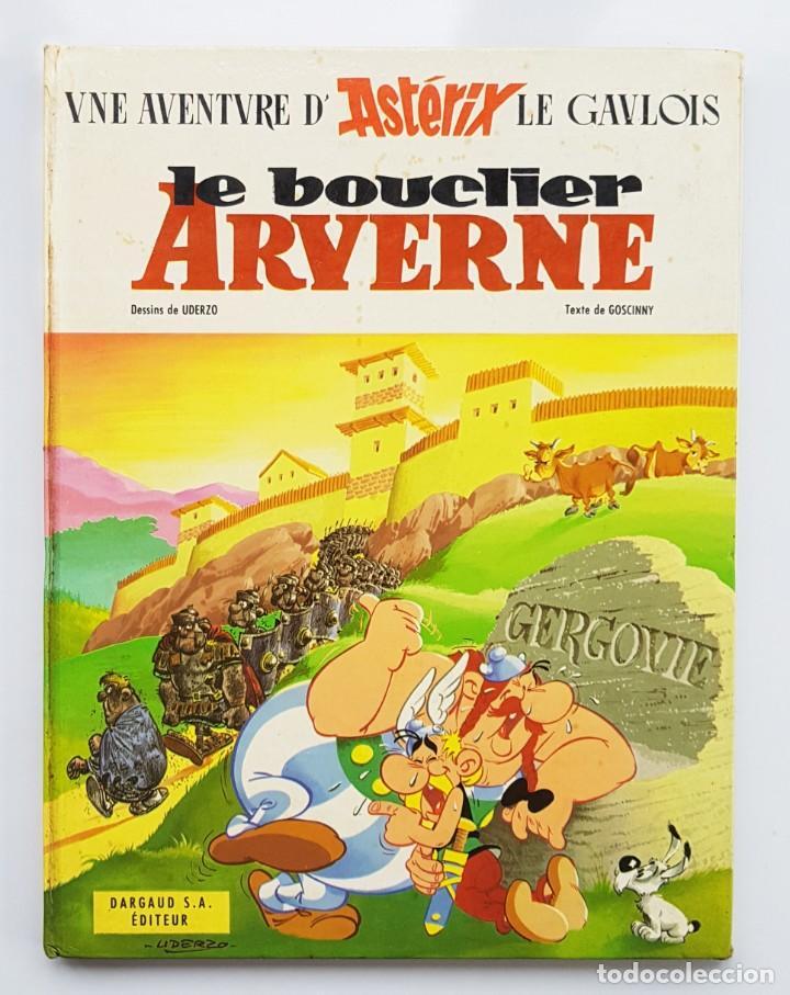 ASTERIX - LE BOUCLIER ARVERNE - 1ª EDICION 1968 - GOSCINNY&UDERZO - DARGAUD (Tebeos y Comics - Comics Lengua Extranjera - Comics Europeos)
