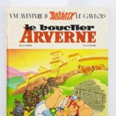 Cómics: ASTERIX - LE BOUCLIER ARVERNE - 1ª EDICION 1968 - GOSCINNY&UDERZO - DARGAUD. Lote 270134308
