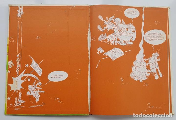 Cómics: ASTERIX - LE BOUCLIER ARVERNE - 1ª EDICION 1968 - GOSCINNY&UDERZO - DARGAUD - Foto 2 - 270134308