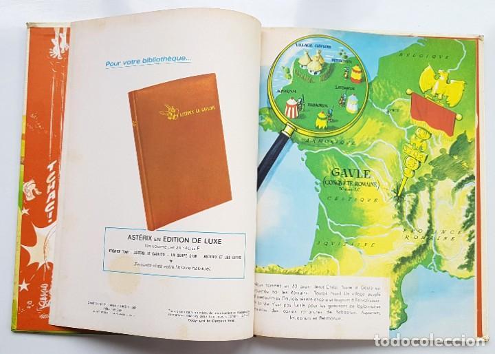 Cómics: ASTERIX - LE BOUCLIER ARVERNE - 1ª EDICION 1968 - GOSCINNY&UDERZO - DARGAUD - Foto 4 - 270134308
