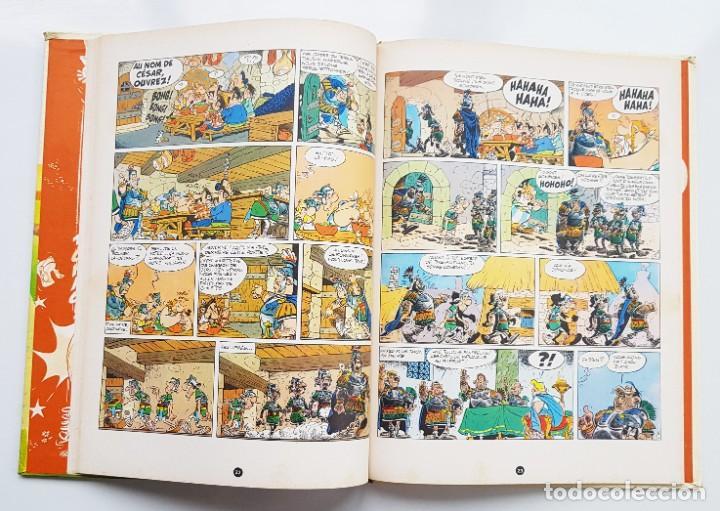 Cómics: ASTERIX - LE BOUCLIER ARVERNE - 1ª EDICION 1968 - GOSCINNY&UDERZO - DARGAUD - Foto 5 - 270134308