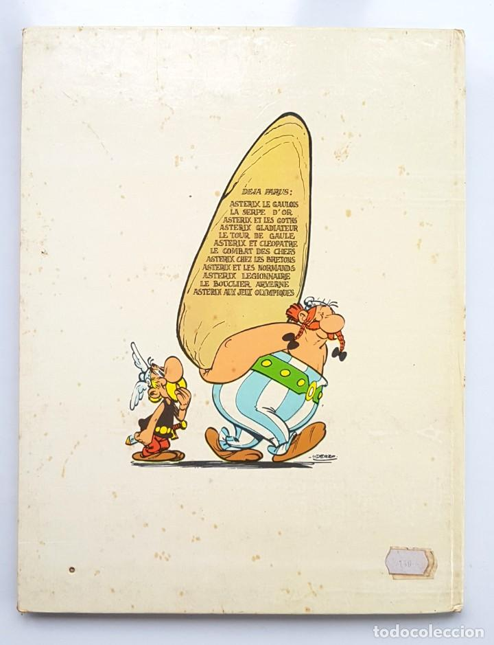 Cómics: ASTERIX - LE BOUCLIER ARVERNE - 1ª EDICION 1968 - GOSCINNY&UDERZO - DARGAUD - Foto 8 - 270134308