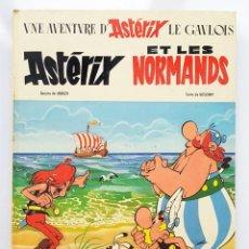 Cómics: ASTERIX ET LES NORMANDS - GOSCINNY&UDERZO - DARGAUD 1967. Lote 270142523