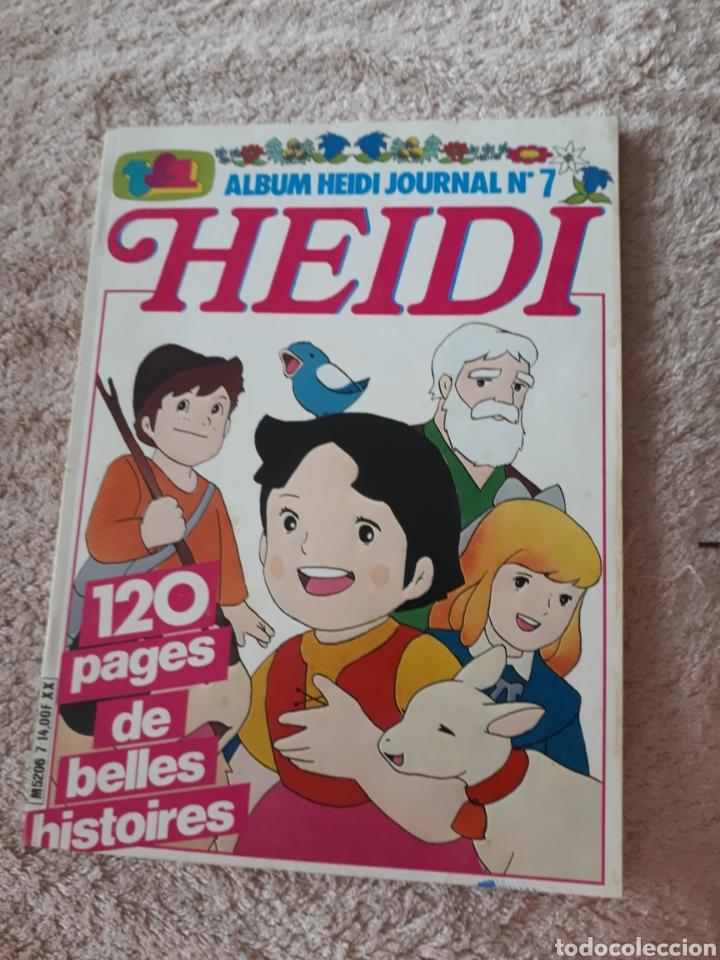 HEIDI - ALBUM HEIDI JOURNAL N7 (Tebeos y Comics - Comics Lengua Extranjera - Comics Europeos)