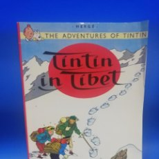 Cómics: THE AVENTURES OF TINTIN. TIN TIN IN TIBET. EDICIONES DEL PRADO. HERGE. 1962. PAGS. 61.. Lote 270694758