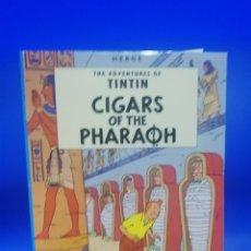 Cómics: THE AVENTURES OF TINTIN. CIGARS OF THE PHARAOH. EDICIONES DEL PRADO. HERGE. 1971. PAGS. 61.. Lote 270695043