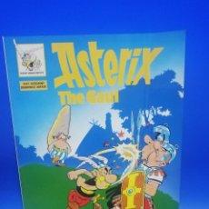 Cómics: ASTERIX THE GAUL. DRAWINGS BY UDERZO. EDICIONES DEL PRADO. 1969. PAGS. 56.. Lote 270695803