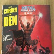 Cómics: RICHARD CORBEN DEN COMIC FRANCES 1981 ****ENVIOS GRATIS PEDIDOS +30€. Lote 271546373