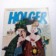 Cómics: HOLGER - LUCIANO BAIOCCO. Lote 271570668