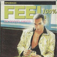 Cómics: FEEL 100% UN NUOVO AMICO N.8 - ED. EDICOMICS - ED. EDICOMICS. Lote 271594718