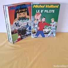 Cómics: JEAN ET PHILIPPE GRATON - LOTE DE 11 NUMÉROS DE MICHEL VAILLANT - GRATON EDITEUR - IDIOMA FRANCÉS. Lote 271975458