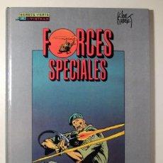 Cómics: KUBERT, JOE - FORCES SPECIALES - VITRY-SUR-SEINE 1986 - MUY ILUSTRADO. Lote 272420168