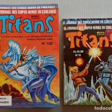 Cómics: TITANS STAR WARS 26 COMICS EN FRANCES. Lote 273301218