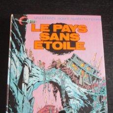 Cómics: LE PAYS SANS ETOILEI--VALERIAN. Lote 273356323