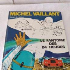 Cómics: MICHEL VAILLANT LE FANTOME DES 24 HEURES, 1972,JEAN GRATON.DARGAUD. Lote 273356903