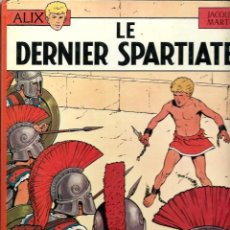 Cómics: ALIX - LE DERNIER SPARTIATE - CASTERMAN 1981 - EN FRANCES . TAPA DURA. Lote 276366313