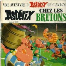 Cómics: ASTERIX CHEZ LES BRETONS - DARGAUD EDITEUR 3E TRIMESTRE 1966 EDITION ORIGINALE E.O. - EN FRANCES. Lote 276402143