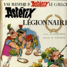 Cómics: ASTERIX LEGIONNAIRE - DARGAUD EDITEUR 3E TRIMESTRE 1967 - EDITION ORIGINALE E.O. - EN FRANCES. Lote 276402393