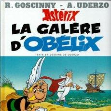 Cómics: ASTERIX - LA GALERE D' OBELIX- EDITIONS ALBERT RENÉ 1996 - EDITION ORIGINALE E.O., EN FRANCES. Lote 276403238