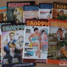 Cómics: SKORPIO 25 27 31 35 39 41 43 47 49 - EN ITALIANO - MUY BUEN ESTADO - TAMBIÉN SUELTOS. Lote 276993768