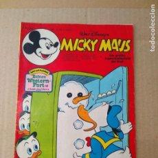 Cómics: TEBEO EN ALEMAN~ MICKY MAUS ~ N° 4 , CON PUBLICIDAD , 1979 (ENVIO ORDINARIO GRATIS). Lote 276996708