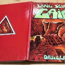 Cómics: LONE SLOANE. GAIL. DRUILLET. EN FRANCES. 1978. Lote 277024543