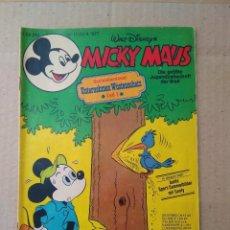 Cómics: TEBEO EN ALEMAN~ MICKY MAUS ~ N° 17 , CON PUBLICIDAD , 1977 (ENVIO ORDINARIO GRATIS). Lote 277025728