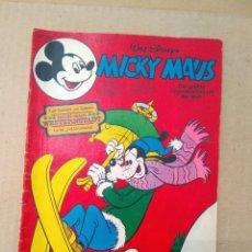 Cómics: TEBEO EN ALEMAN~ MICKY MAUS ~ N° 6 , CON PUBLICIDAD , 1977 (ENVIO ORDINARIO GRATIS). Lote 277053253