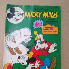Cómics: TEBEO EN ALEMAN~ MICKY MAUS ~ N° 6 , CON PUBLICIDAD , 1976 (ENVIO ORDINARIO GRATIS). Lote 277056618