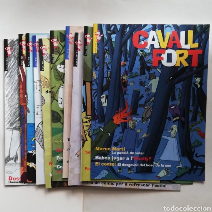 CAVALL FORT DEL 913 A 916, 919, 921. O SUELTOS (Tebeos y Comics - Comics Lengua Extranjera - Comics Europeos)