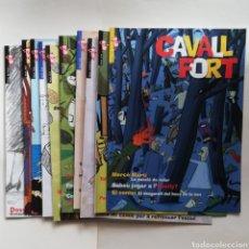 Cómics: CAVALL FORT DEL 911 A 922. Lote 277069038