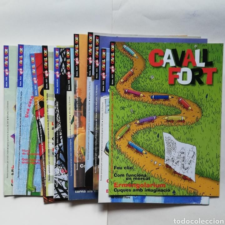 CAVALL FORT DE 923 A 934, 924 NO. O SUELTOS (Tebeos y Comics - Comics Lengua Extranjera - Comics Europeos)