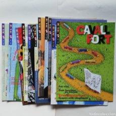 Cómics: CAVALL FORT DE 923 A 934. Lote 277070358
