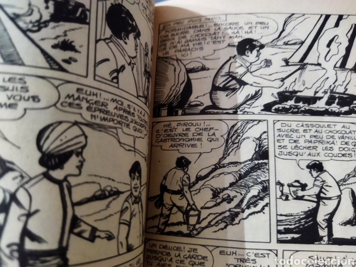 Cómics: Lote de 6 álbumes de cómics Franceses años 60 varios personajes - Foto 6 - 277088398