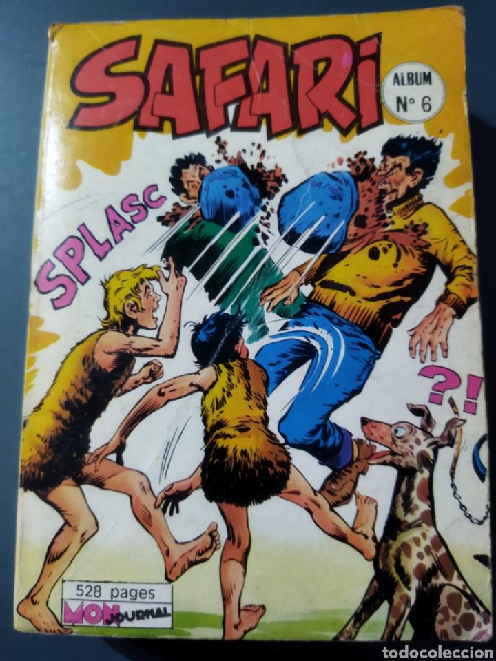 Cómics: Lote de 6 álbumes de cómics Franceses años 60 varios personajes - Foto 7 - 277088398