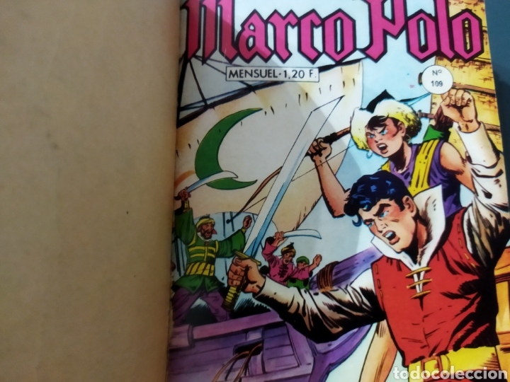 Cómics: Lote de 6 álbumes de cómics Franceses años 60 varios personajes - Foto 8 - 277088398