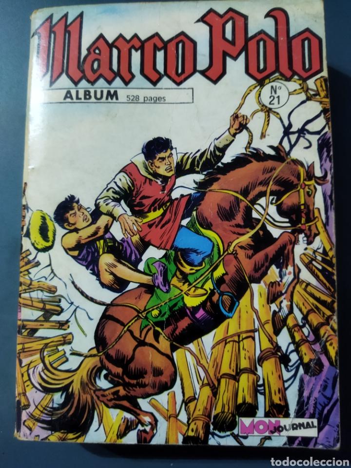 Cómics: Lote de 6 álbumes de cómics Franceses años 60 varios personajes - Foto 11 - 277088398