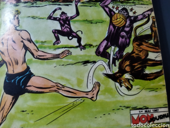Cómics: Lote de 6 álbumes de cómics Franceses años 60 varios personajes - Foto 17 - 277088398
