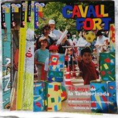 Cómics: CAVALL FORT DEL 961 A 968. Lote 277217233
