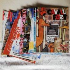 Cómics: CAVALL FORT DEL 983 A 994. Lote 277218198