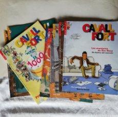 Cómics: CAVALL FORT, 995-1000, 1002 I 1005. Lote 277219053