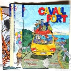Cómics: CAVALL FORT DEL 1008 A 1012. Lote 277219593