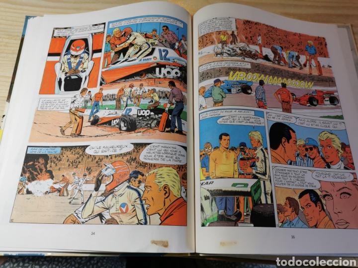 Cómics: MICHELVAILLANT. LE SECRET DE STEVE WARSON - JEAN GRATON - ED. DARGAUD 1978 - Foto 5 - 277281273